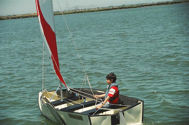Porta-Bote Sail Kit - Segelzubehör für Faltboote