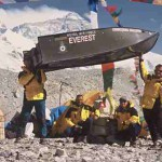 Porta-Bote Weltrekord Mount Everest